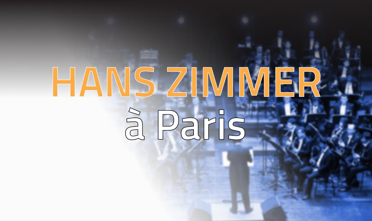 Hans Zimmer à Paris