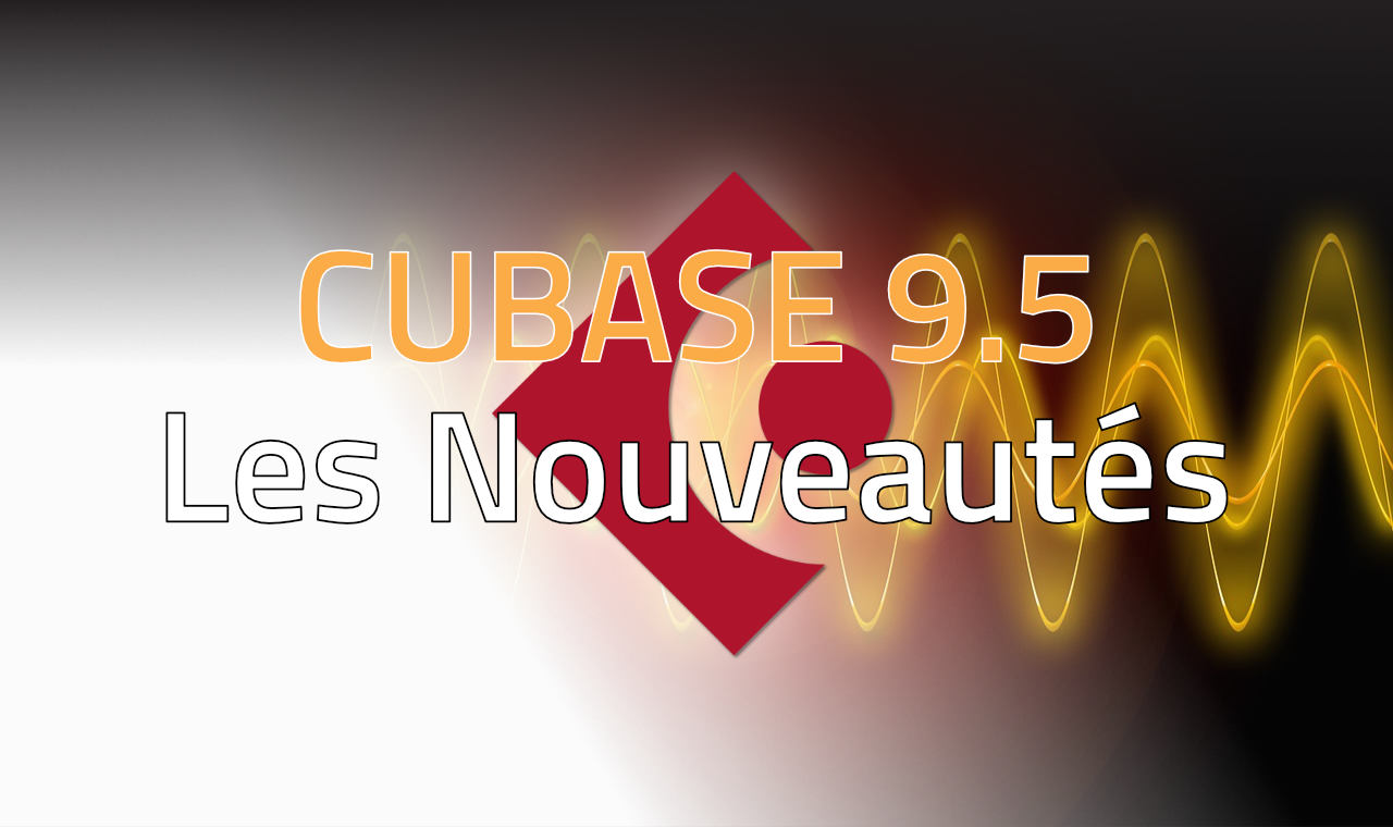 Cubase Pro 9.5