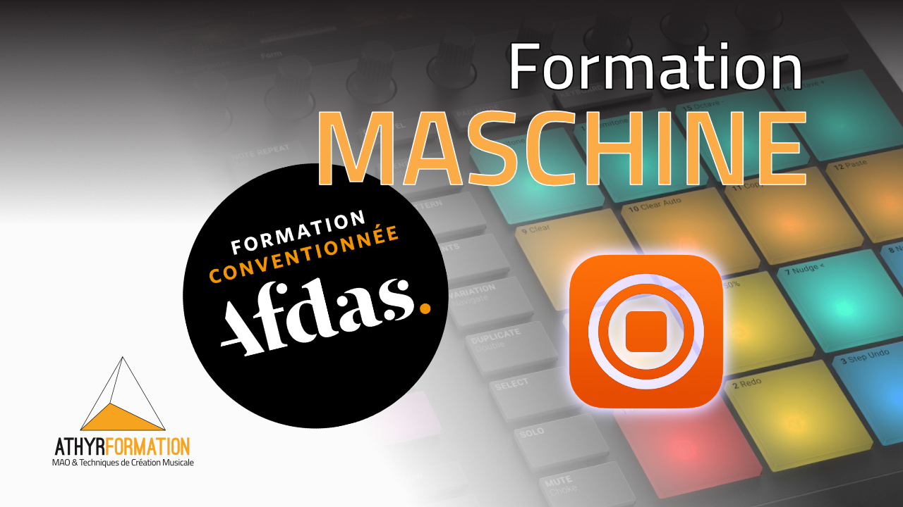 Formation MASCHINE AFDAS